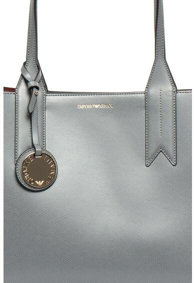 Emporio Armani Шопинг чанта от еко кожа с вътрешен несесер Жени