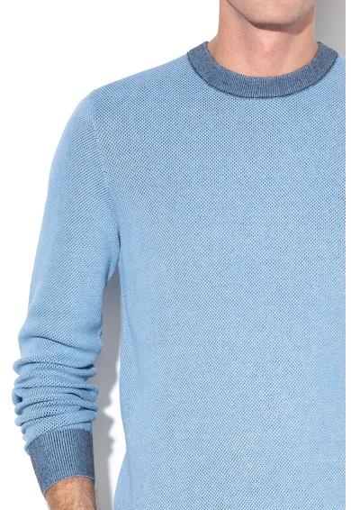 Boss Hugo Boss Pulover din tricot fin si amestec de lana Barbati