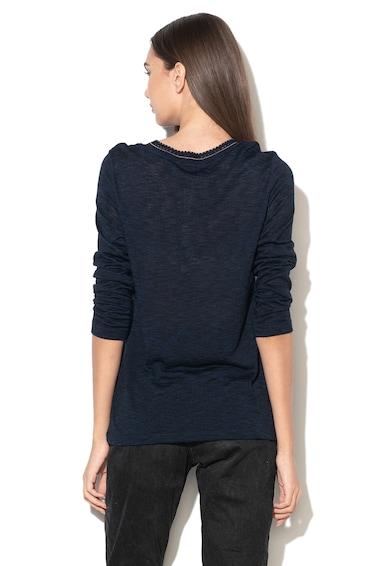 Esprit Блуза с плетено деколте Жени
