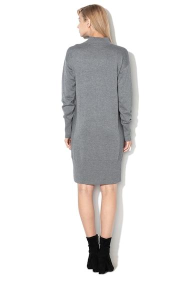 EDC by Esprit Рокля тип пуловер с рипсени зони Жени