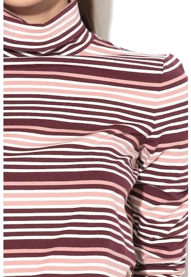 EDC by Esprit Csíkos garbónyakú felső női