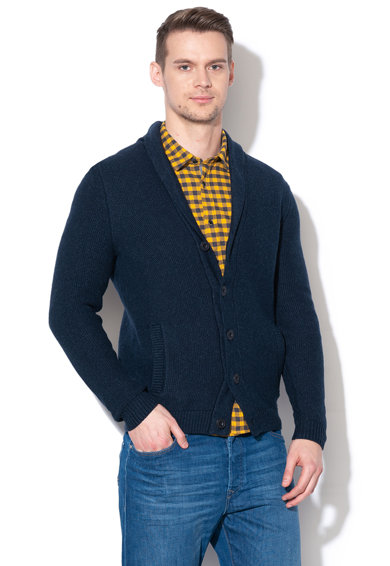 Esprit Cardigan tricotat cu nasturi Barbati