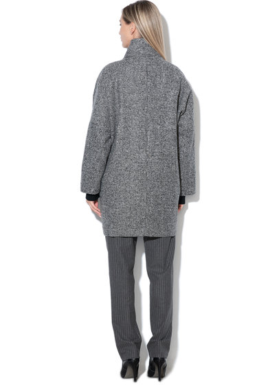 Esprit Palton drept, din amestec de lana Femei