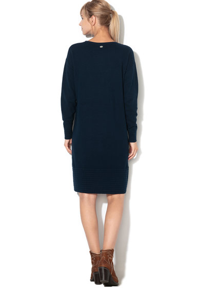 EDC by Esprit Рипсен пуловер с дълги ръкави Жени