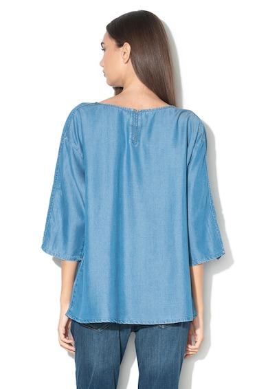 EDC by Esprit Блуза Lyocell™ със свободна кройка Жени