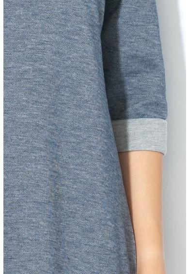 EDC by Esprit Rochie dreapta din pique, cu garnituri valurite Femei