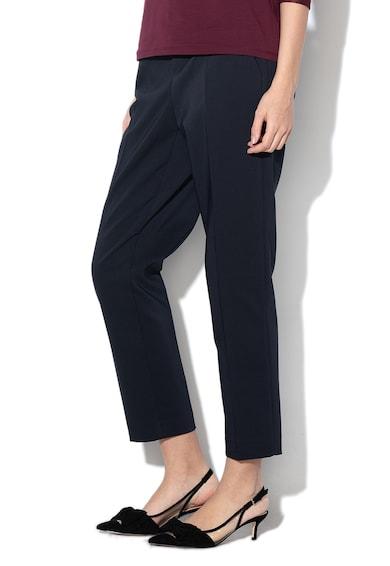 Esprit Pantaloni crop cu talie elastica Femei