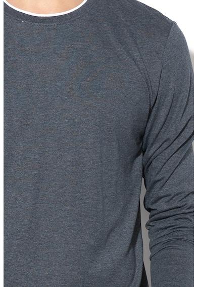 Esprit Bluza regular fit cu decolteu la baza gatului Barbati