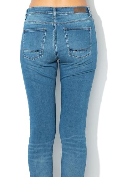 Esprit Вталени дънки с органичен памук Жени