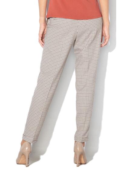 Esprit Pantaloni conici, cu pensa Femei