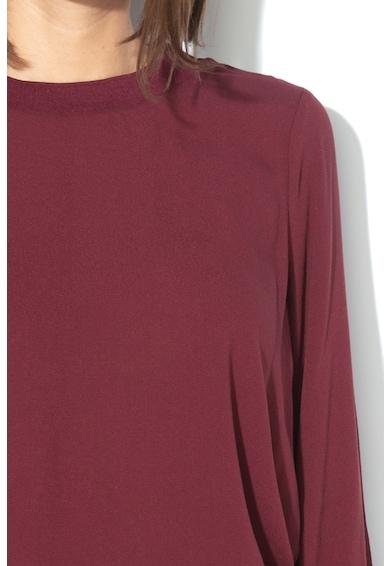 Esprit Ефирна блуза с асиметричен подгъв Жени