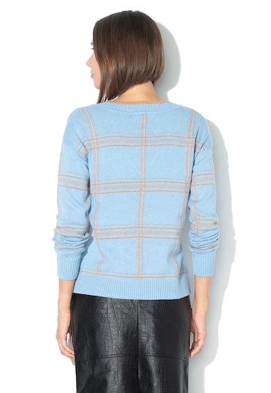 Esprit Пуловер с вълна и шпиц деколте Жени