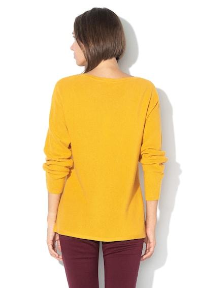 Esprit Pulover din amestec de bumbac, tricotat fin Femei
