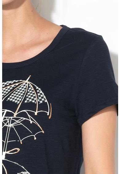 Esprit Тениска с фигурален десен Жени
