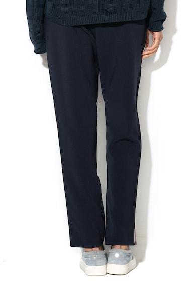 Esprit Панталон над глезена с райе встрани Жени