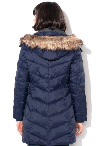 Esprit Зимно яке с отделящ се еко пух Жени