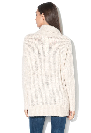 Esprit Пуловер с вълна и поло Жени