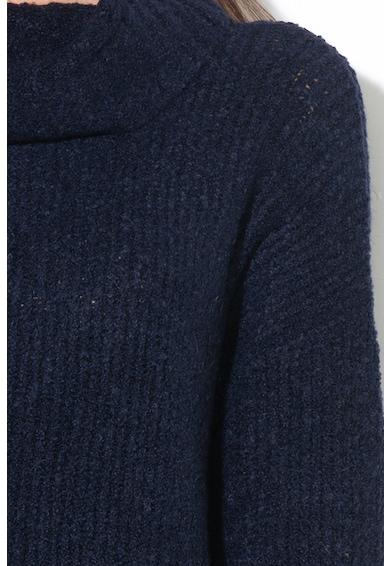 Esprit Pulover din amestec de lana, cu guler inalt Femei