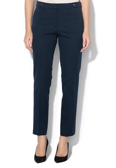 Esprit Pantaloni crop din material elastic Femei