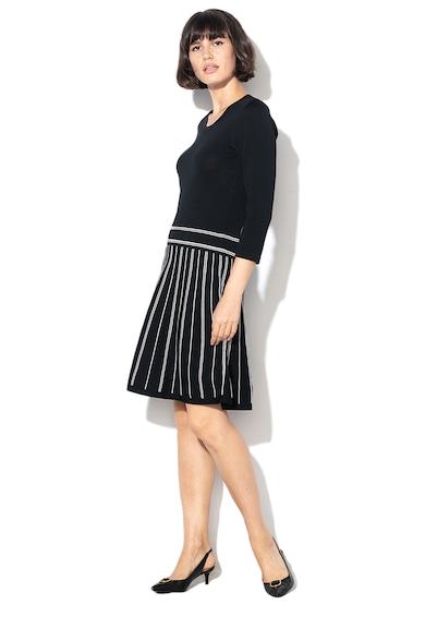 Esprit Rochie evazata, din tricot Femei