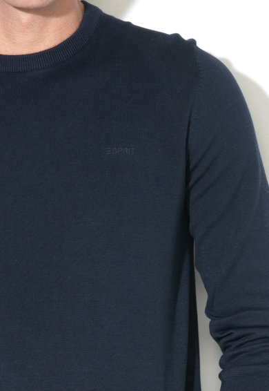 Esprit Organikuspamut finomkötött pulóver férfi