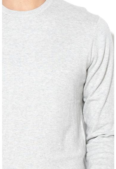 Esprit Pulover tricotat fin cu terminatii striate Barbati