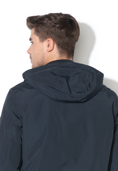 EDC by Esprit Geaca cu vatelina si garnituri de blana sintetica Barbati