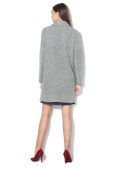 EDC by Esprit Palton din amestec de lana cu nasturi Femei