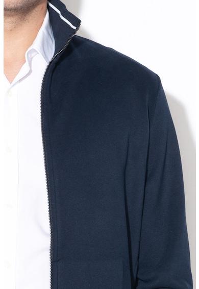 Esprit Блуза от органичен памук с цип Мъже
