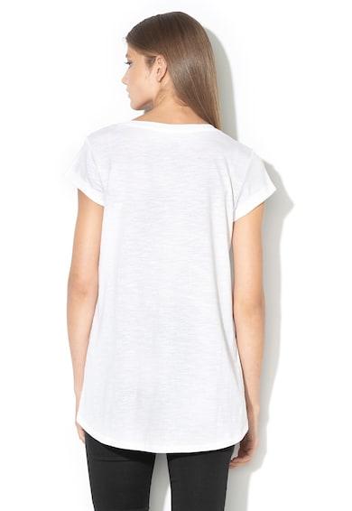 EDC by Esprit Тениска с асиметричен подгъв Жени