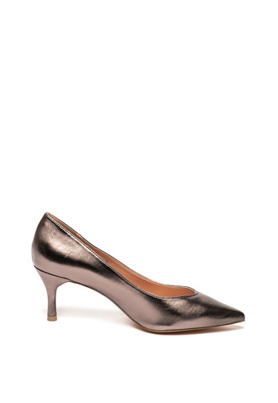 Esprit Pantofi cu varf ascutit, de piele ecologica Femei
