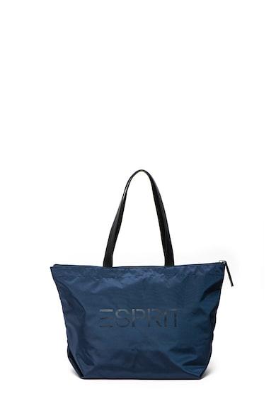 Esprit Geanta shopper cu logo peliculizat Femei