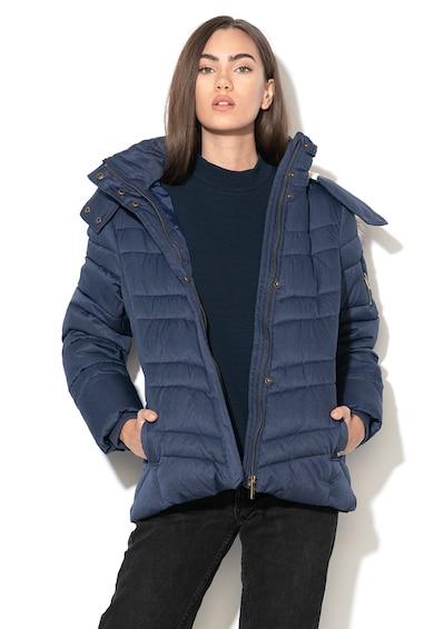 EDC by Esprit Bélelt télikabát levehető kapucnival női