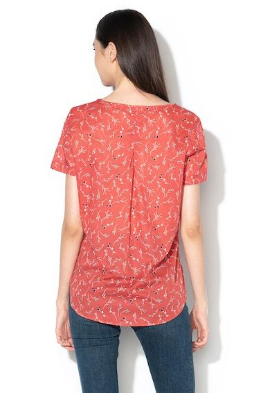 Esprit Bluza tip tunica cu model floral Femei