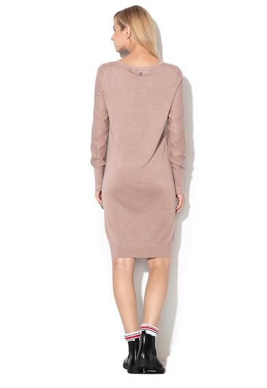 Esprit Rochie tip pulover, din amestec de bumbac organic Femei