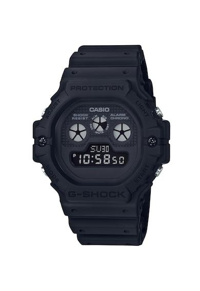 Casio Удароустойчив часовник с хронограф Мъже