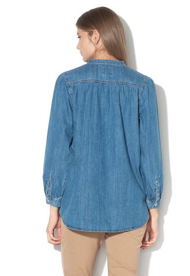 GAP Bluza lejera tip tunica din denim Femei