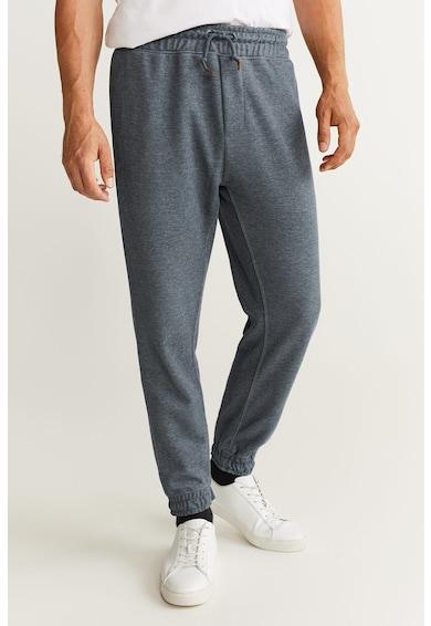 Mango Pantaloni jogger cu snur pentru ajustare Cohen Barbati