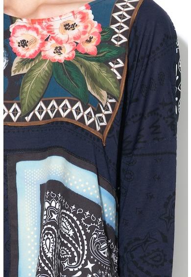 DESIGUAL Bluza lejera cu diverse modele Audrie Femei