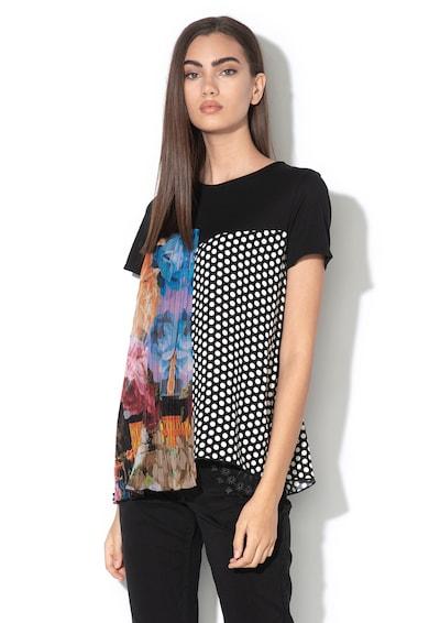 DESIGUAL Десенирана тениска Florencia Жени