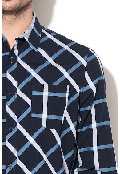 DESIGUAL Карирана риза Ion Мъже