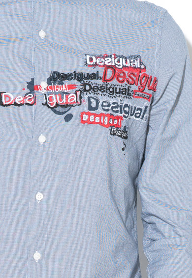 DESIGUAL Tirso mintás normál fazonú ing férfi