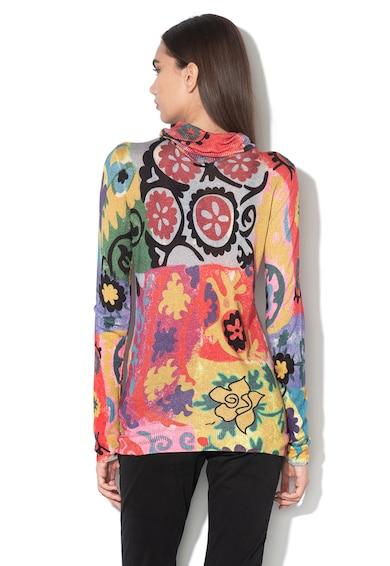 DESIGUAL Блуза Oshawa с модал и кашмир Жени