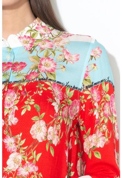 DESIGUAL Риза Glen с асиметричен подгъв Жени