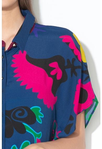 DESIGUAL Риза Abril с шарка Жени