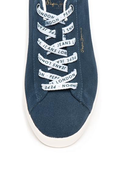 Pepe Jeans London Велурени спортни обувки Roland Мъже