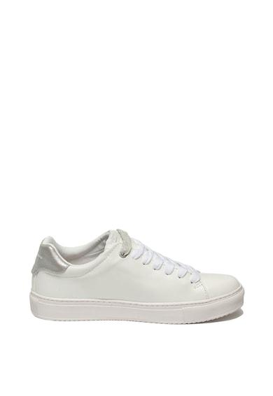 Pepe Jeans London Pantofi sport cu aplicatii floare Adams Femei
