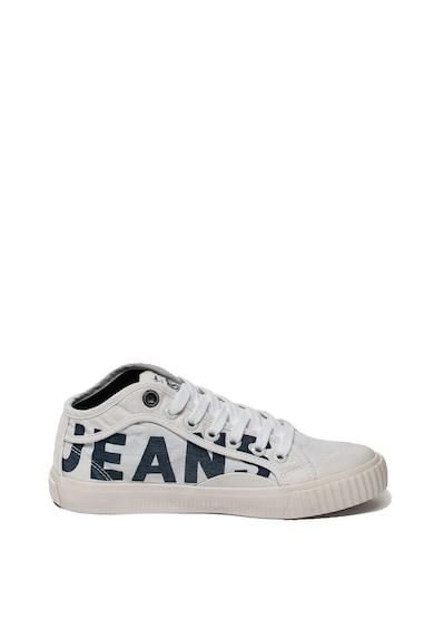 Pepe Jeans London Кецове Industry с подсилен връх Момичета