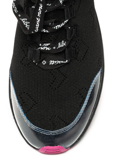 DESIGUAL Pantofi sport slip-on cu perforatii Femei