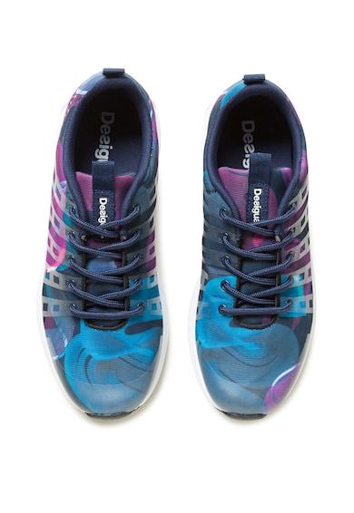 DESIGUAL Спортни обувки с абстрактен десен Жени